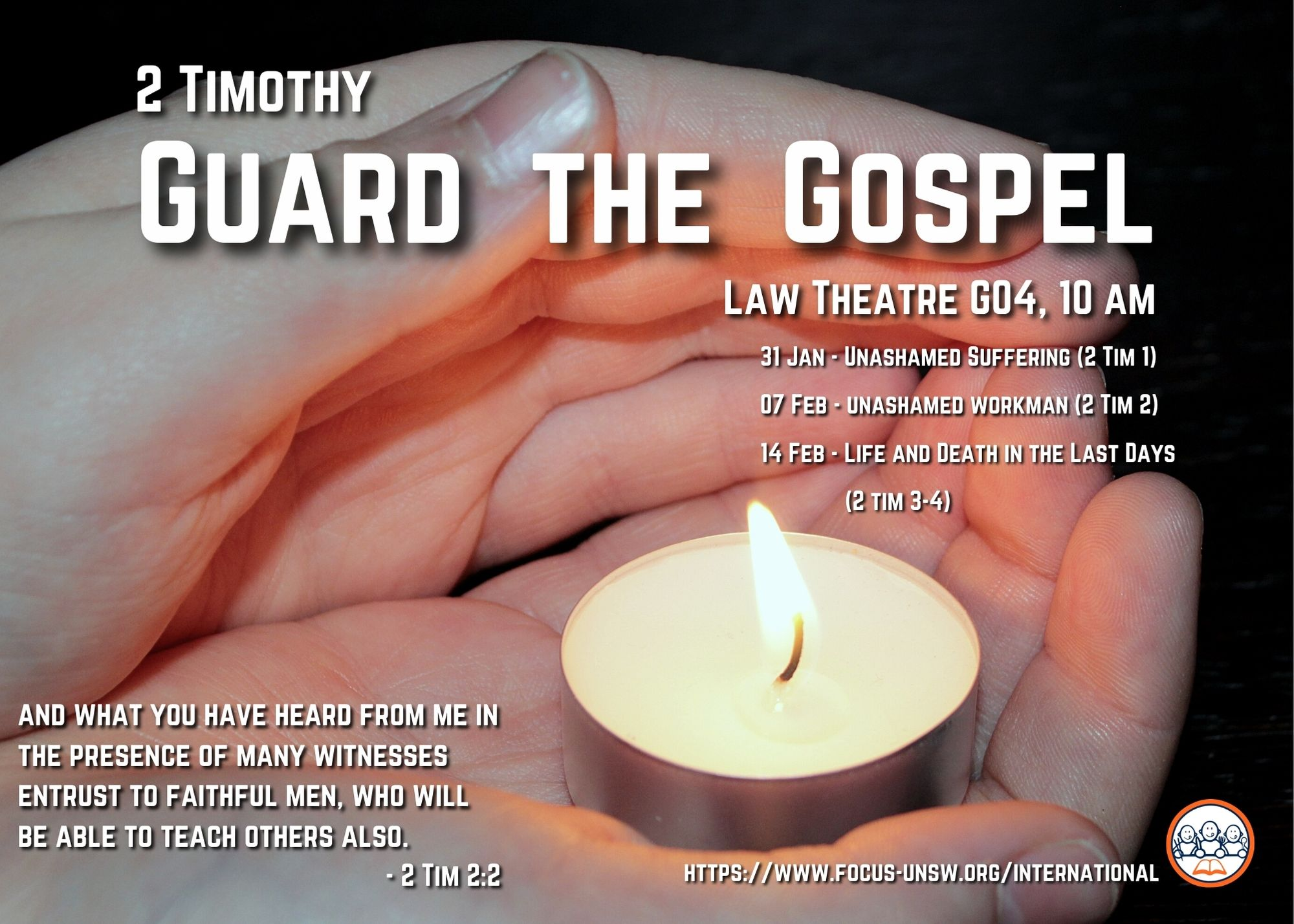 Guard the Gospel
