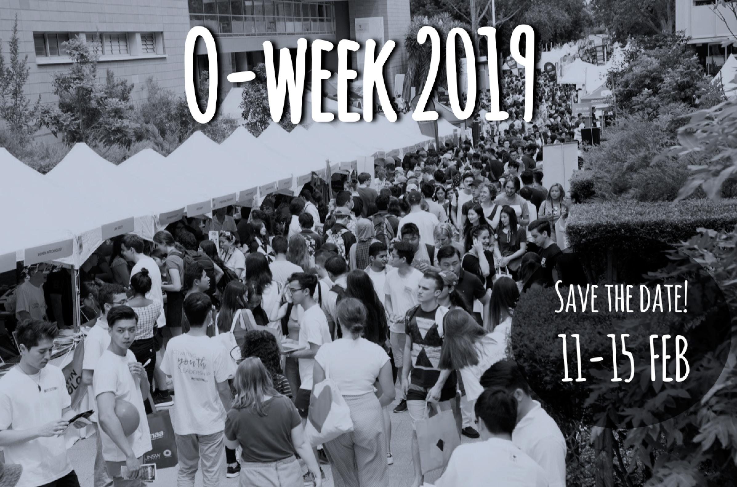 O Week 2019
